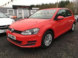 2013 Volkswagen Golf 1.2 TSI Px welcome Finance available