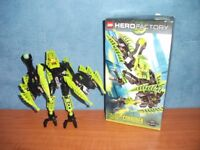 LEGO HERO FACTORY CORRODER, BOXED