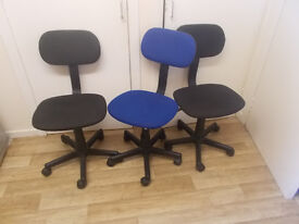 OFFICE OR COMPUTER CHAIRS