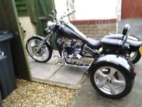 AJS 3500cc trike nice great to ride