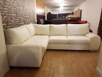 NEW CORNER SOFA BED