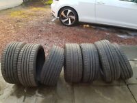 Part work tyres for sale