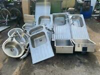 Sinks from £5