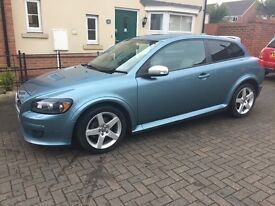 Volvo C30 R Design with Heated Seats