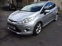 FORD FIESTA ZETEC S***LOTS OF NEW PARTS***