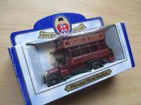 AEC B51 MODEL BUS, ELIZABETH & PHILIP 50th ANNIVERSARY, GENERAL LIVERY, CHRISTMAS STOCKING FILLER!