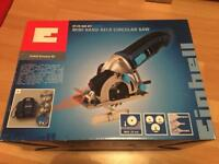 Einhell BT-CS 860 Mini Hand Held Circular Saw Kit