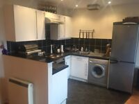 3 bed top floor Hulme apartment