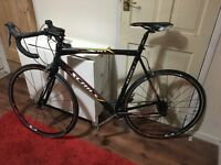 Schils SR1 (Racing 1) Road Bike Custom Built One Off Colour Scheme 60cm Frame
