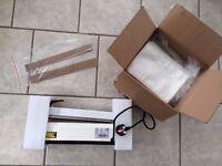 Buffalo Bag Sealer 300mm - (+ 2 free heat strip replacements)