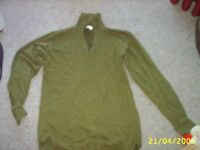 BRITISH ARMY NORWEIGEN THERMAL TOP