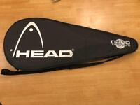 HEAD Titanium Ti S6 Tennis Racket complete with Zipped Cover