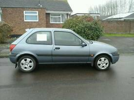BARGAIN Ford Fiesta Freestyle 1.25