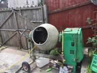 Lister diesel mixer