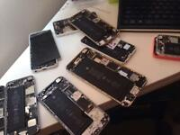Broken iPhones and screens for cash (WANTED)