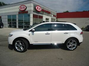 2013 Lincoln MKX LIMITED / NAV / ROOF / 74KM Cambridge Kitchener Area image 2