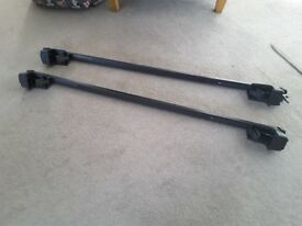 Halfords Roof Bars to fit 2010 KIA Sorrento and others