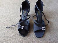 Ladies brand new unused dance shoes