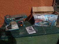 CLARKE WOODWORKER DISC&BELT SANDER MODEL CS4-6C