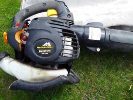 McCulloch leaf blower/vacuum