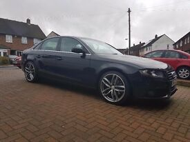 Audi A4 technik 2.0tdi fsh full leather 19in wheels