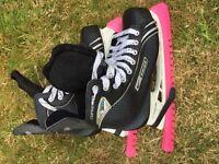Nike Bauer Ice Hockey Skates