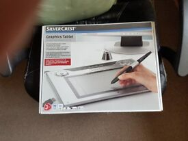 Silvercrest Graphics Tablet