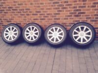 Vw T4 alloys.