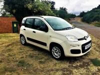 FIAT PANDA 1.2 EASY, Low Mileage, FSH, MOT Aug 2019, Looks and drives superb (beige) 2012