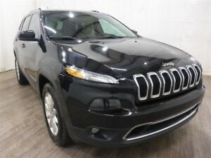 2015 Jeep Cherokee Limited No Accidents Leather Bluetooth