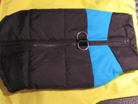 Padded Waterprrof Dog Jacket Small NEW