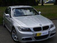 £0 DEPOSIT FINANCE **BMW 3 Series 2.0 318d M Sport Automatic 4dr **FULL SERVICE HISTORY**AA WARRANTY