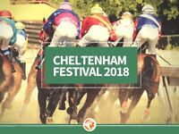 Cheltenham festival tickets 2018