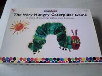 Very Hungry Caterpillar Board Game
