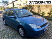 2003 Ford Focus 1.8 TDCi LX 5dr # 1 YEARS MOT # Lovely car #