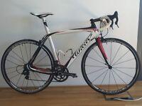 Wilier Cento Uno full carbon race bike
