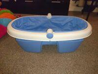 Baby inflatable bath