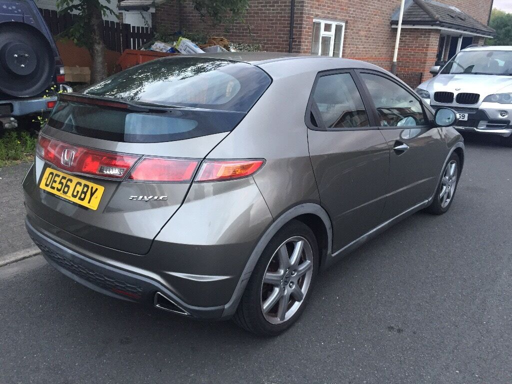 honda civic cdti hpi clear 2 2 cdti diesel in luton bedfordshire gumtree. Black Bedroom Furniture Sets. Home Design Ideas
