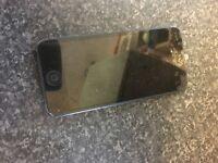 iPhone 5. Black on o2