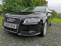 Audi A4 s line 1.6 rare edition
