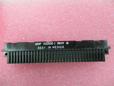 Amp 532505-1 Eurocard Connector Pin Assembly Size 96 New 2 Pcs.