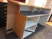 Cafe counter/bar