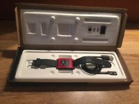 Pebble watch (301RD) boxed with charging cable- good condition but stuck in recovery mode