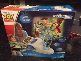 Toy story projector theatre