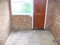 Half a garage to rent for storage in Royal Wootton Bassett