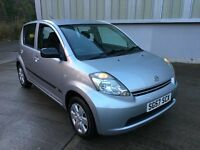 Stunning 2007 57 Diahatsu Sirion 1.0S 5Dr **2 Owners+Only 52000+Full History+1 Years Mot+£30 Tax**