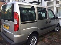 Fiat Doblo 1.9 Diesel only 43K