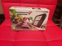 BRAND NEW NINTENDO 2DS CONSOLE + MARIO KART SEALED CHEAP!