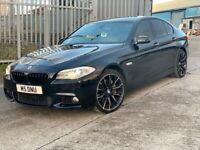 BMW 535d , 5 SERIES, Saloon, 2010, Semi-Auto, 2993 (cc), 340 BHP , F10 , M5 , Msports , Twin Turbo