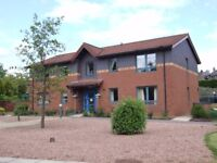 Modern, first floor flat available now in attractive, friendly Hanover development in Dunfermline